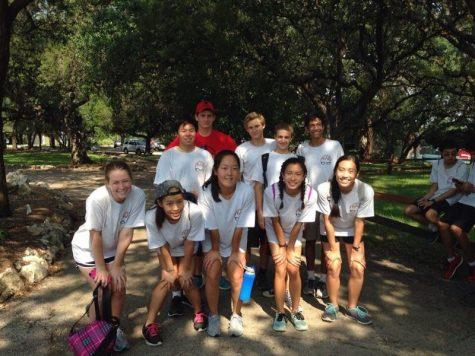 Swim Team Holds Annual Retreat