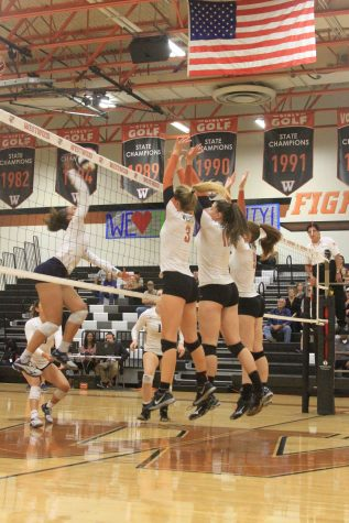 Westwood Varsity Beats Hendrickson, Secures Perfect Season