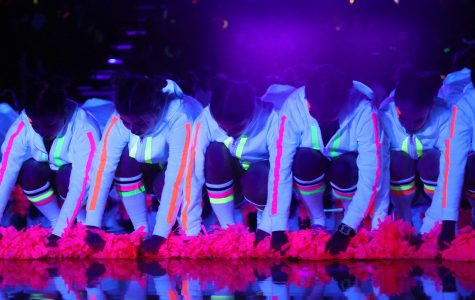 GALLERY: Organizations 'Glo Up' at Blacklight Pep Rally