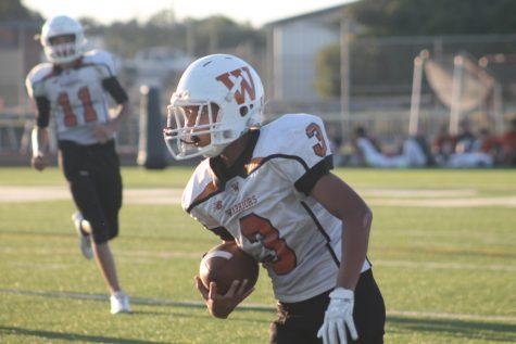GALLERY: Freshman Football Fall to McNeil Mavericks