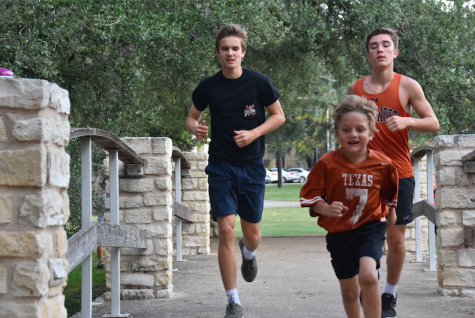 Cross Country Introduces Annual Run with the Warriors Clinic