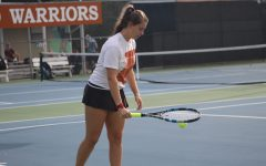 JV Tennis Team Wraps Up Fall Season