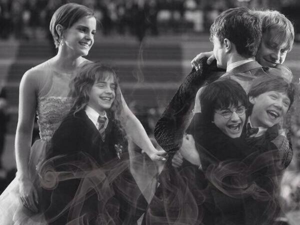 Harry Potter Fans Praise J.K. Rowling