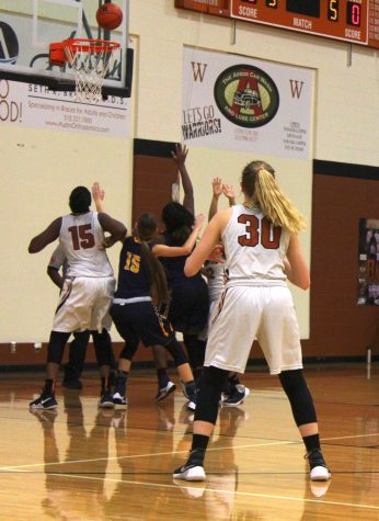 Varsity Girls' Basketball Defeats Stony Point