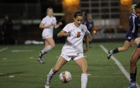 Koch, Kriz Ensure Victory for Varsity Girls' Soccer Against Hendrickson