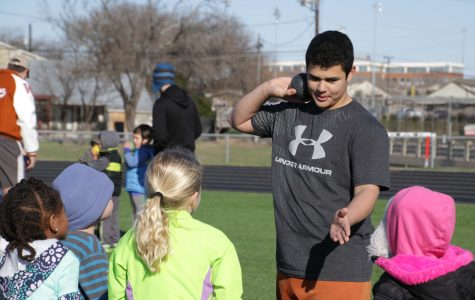 Annual Youth Track Clinic Attracts Future Athletes