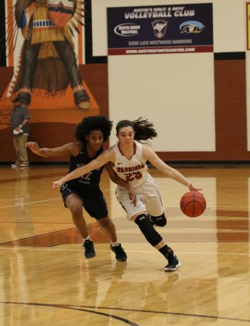 Varsity Girls' Basketball Triumphs Over Hendrickson