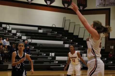 Varsity Girls' Basketball Conquers McNeil