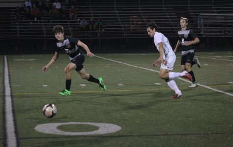 JV Orange Boys' Soccer Comes Up Short Against Vandegrift