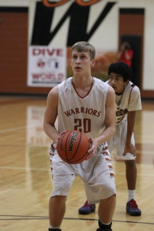 JV Boys' Basketball Dominates Cedar Ridge