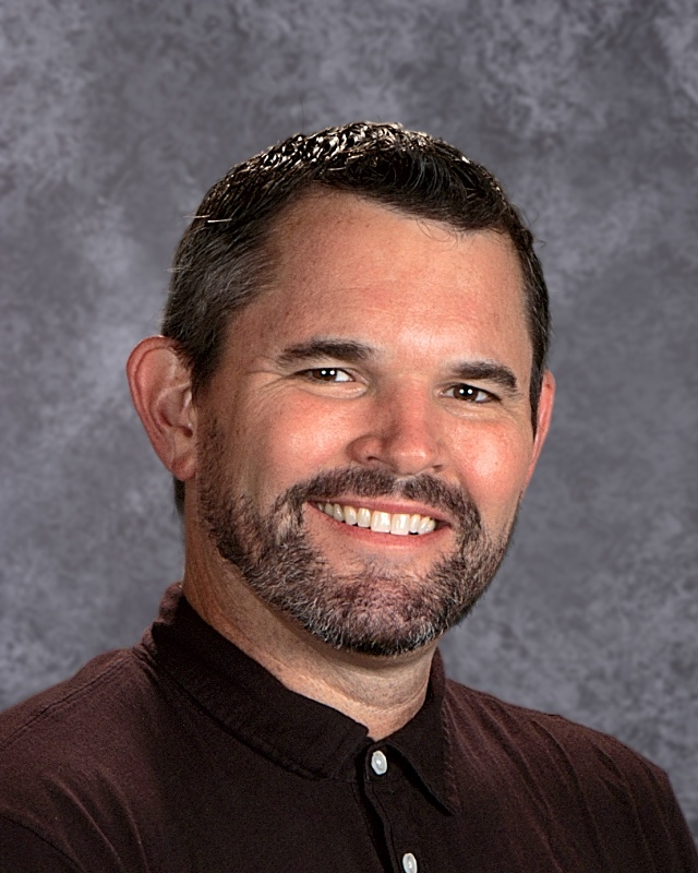 Mr. Scott Chalk Wins Teacher of the Year