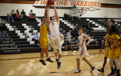 JV Boys' Basketball Dominate Over Stony Point