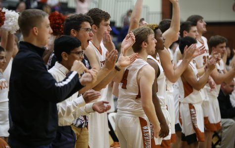 GALLERY: Varsity Boys' Basketball Falls to McNeil 49-60