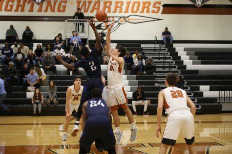GALLERY: Varsity Boys' Basketball Wins Over Stony Point 61-55