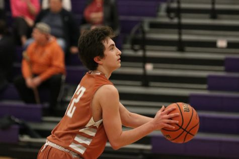 JV Boys' Basketball Falls to Cedar Ridge in Overtime