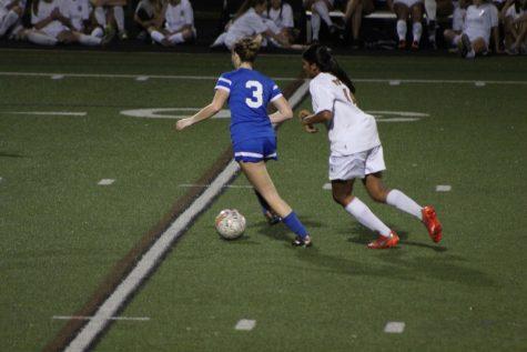 GALLERY: JV Girls' Soccer Dominates Pflugerville 7-1