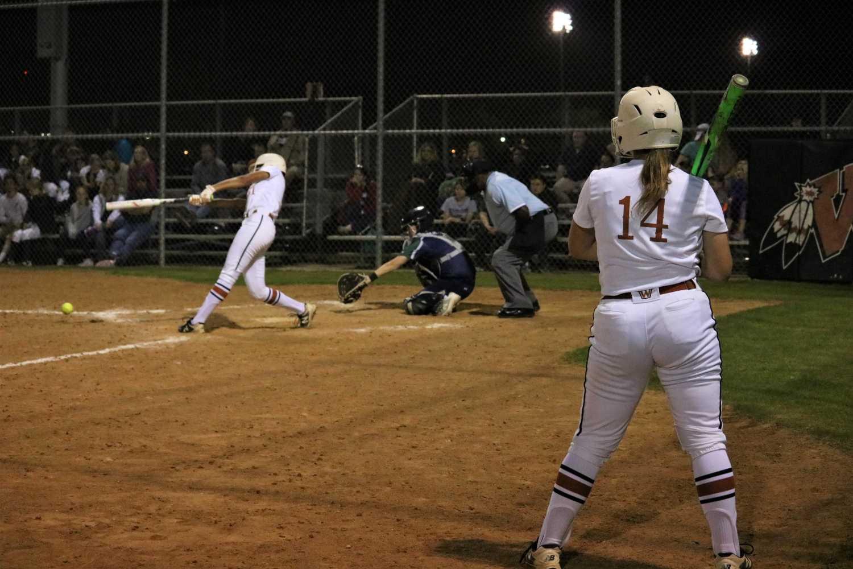 Varsity+Softball+Narrowly+Defeats+McNeil+7-6