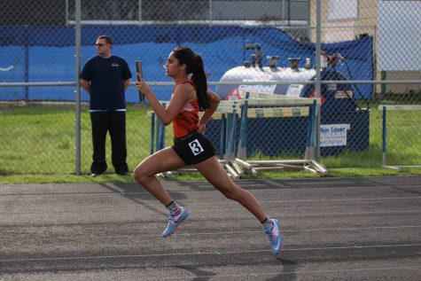 Track and Field Takes Home Titles in Mav Relays