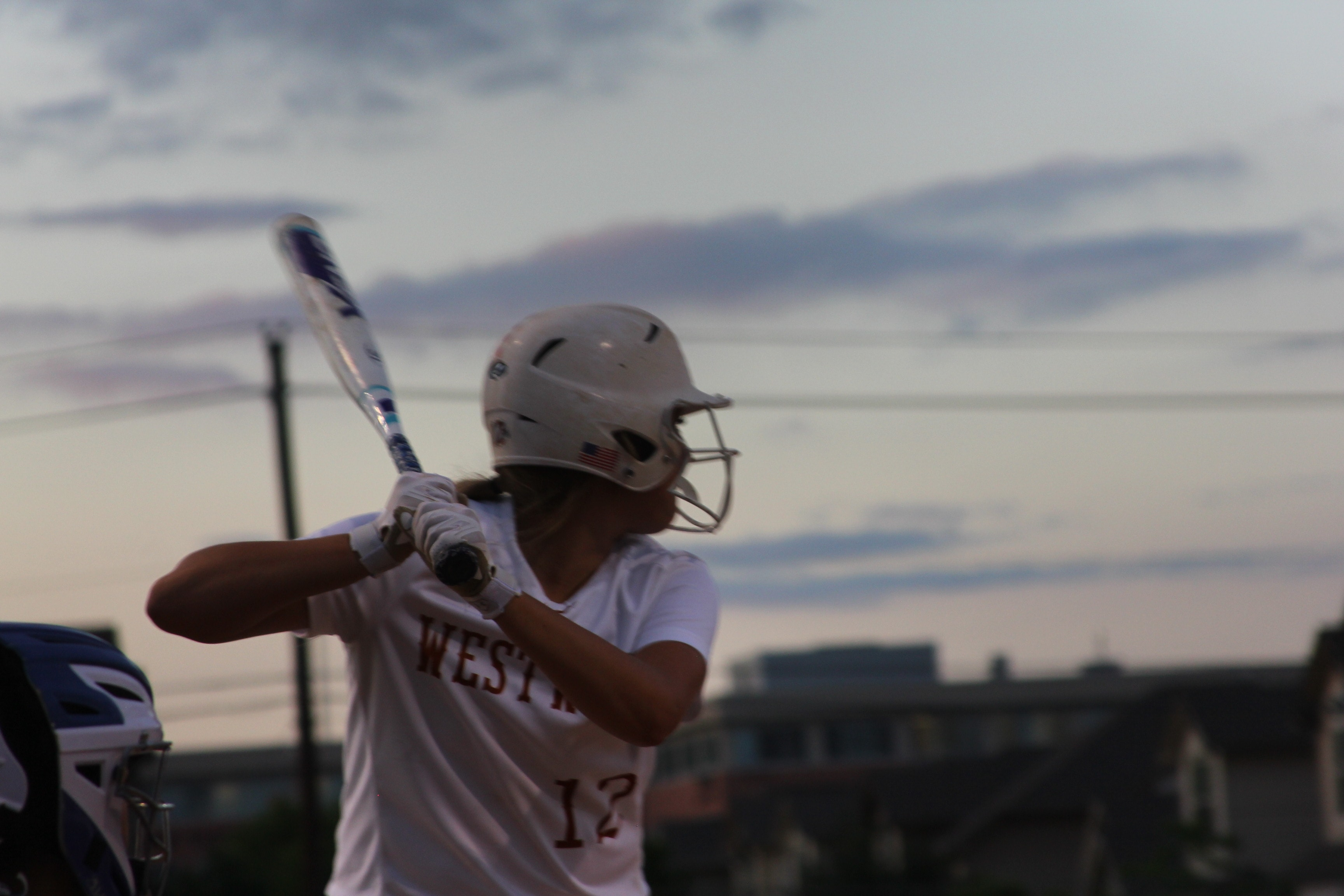 Varsity+Softball+Falls+to+Pflugerville+on+Senior+Night
