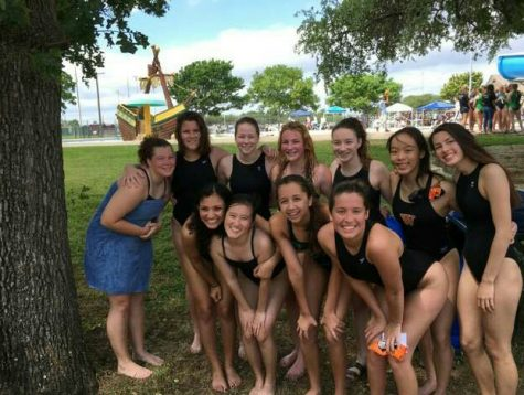 Water Polo Participates in Regionals, Girls Advance to State