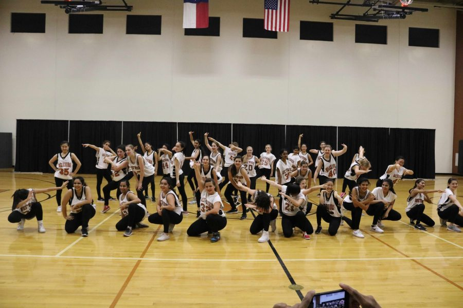 Warrior Pride concludes its performance with their final dance,