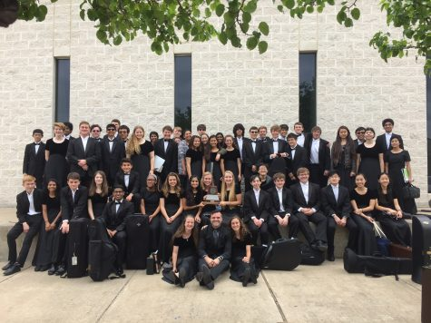 Band Participates in UIL