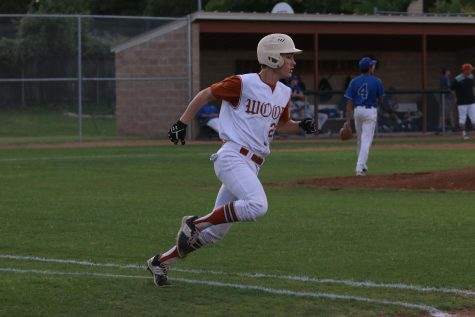 JV Orange Baseball Edges Out Pflugerville 2-0