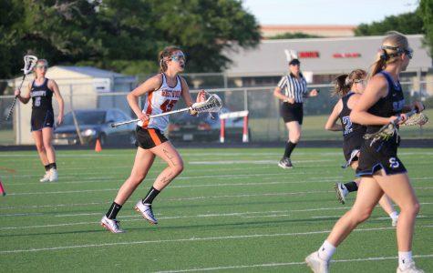 GALLERY: Varsity Girls' Lacrosse Finishes Up Short Against St. Andrews