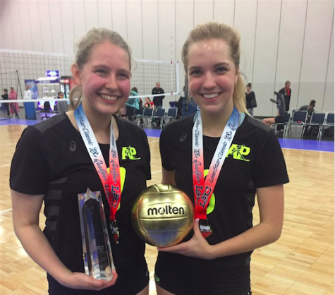 Paige Etherington '17 and Annie Rose Leggett '17 Set Their Way to Nationals