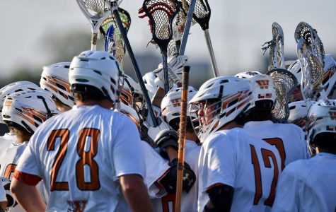 JV Boys' Lacrosse Wins District