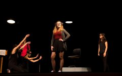 Riley Nelson '17 Pursues Theater at Northwestern University