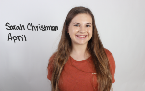 Freshman Capsules: Sarah Christman '20