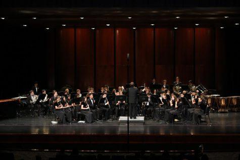 Band Hosts Spring Concert