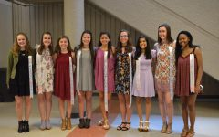 SunDancers Hold Pinning Ceremony
