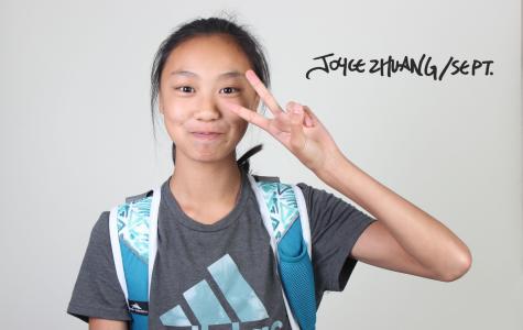 Freshman Capsules: Joyce Zhuang '20