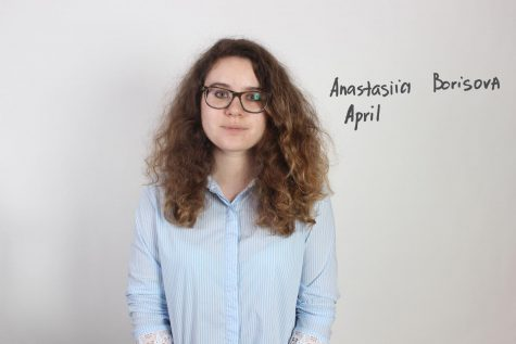 Freshman Capsules: Anastasiia Borisova '20