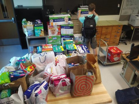 SkillsUSA Holds Drive for Hurricane Harvey Victims