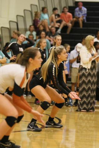 Varsity Volleyball Falls to Chaps 1-3