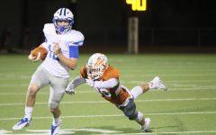 Varsity Football Trounces Leander Lions