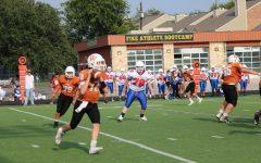 GALLERY: Freshman Football Falls to Leander Lions