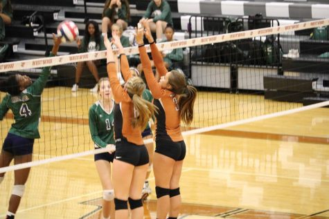 JV Orange Volleyball Conquers McNeil