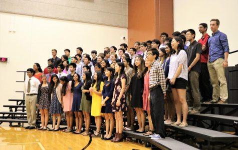 Students Announced at National Merit Academic Award Ceremony