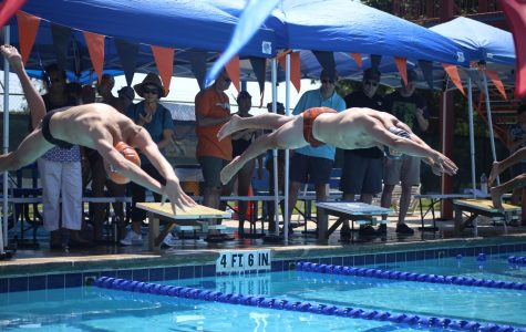 Swim Team Hosts Teacher Appreciation Meet