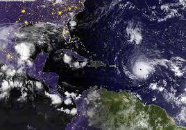 Category 5 Hurricane Irma Slams Into Florida