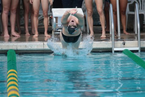 Swim Team Takes Home Top Titles in District Opener