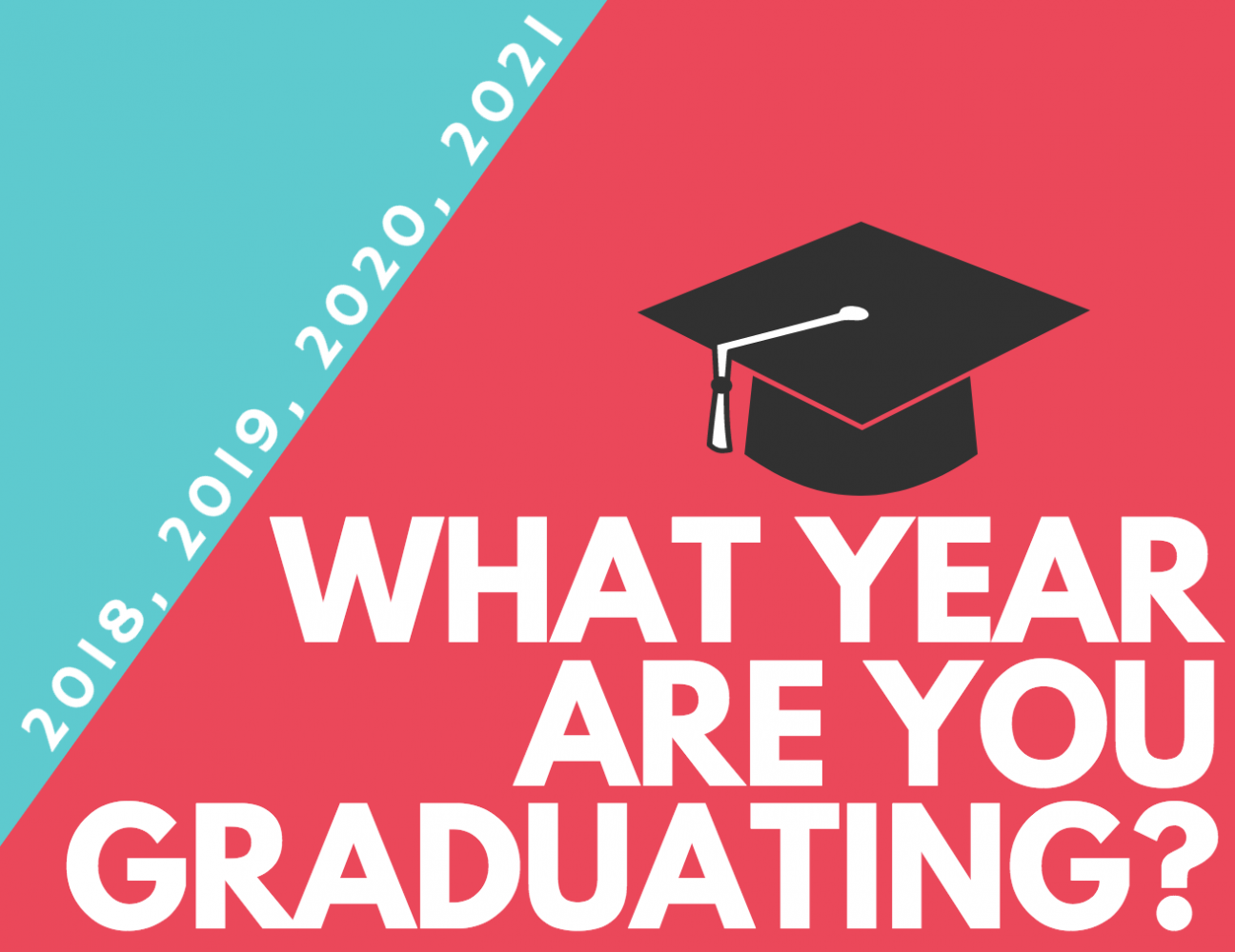 Which Year Are You Graduating?