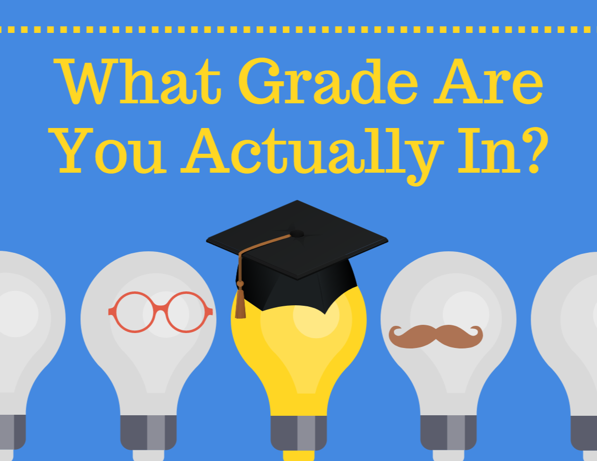 What Grade Are You Actually In?