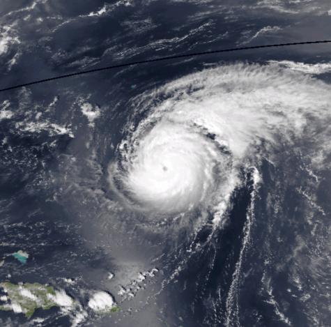 Hurricane Harvey Hits Home