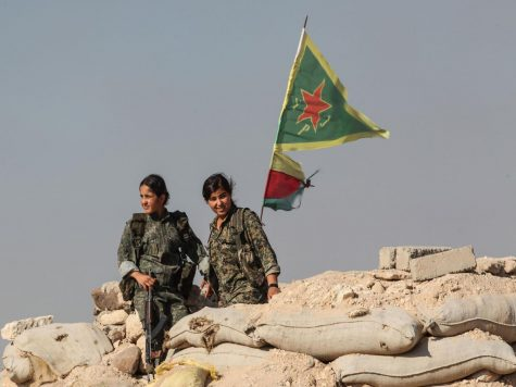 OPINION: Kurds Taking Back Raqqa Should be Addressed