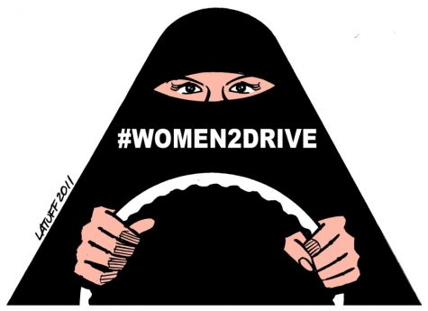 OPINION: Saudi Arabia Allows Women to Drive, A Small Step for Big Change